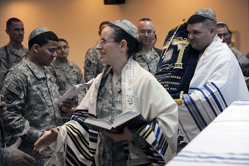 Jewish Chaplain
