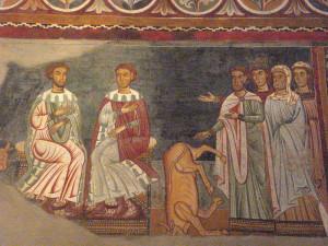 Dispute between Pope Sylvester and Rabbi Zambri