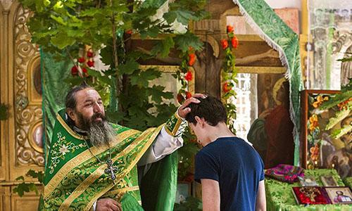 Russian Orthodox Communion